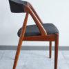 Profile of Kai Kristiansen Model 31 Dining Chair