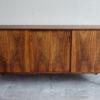Danish rosewood low sideboard