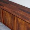 Top of Danish rosewood low sideboard