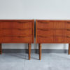 Swedish bedside dressers