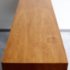 Top of Danish oak sideboard