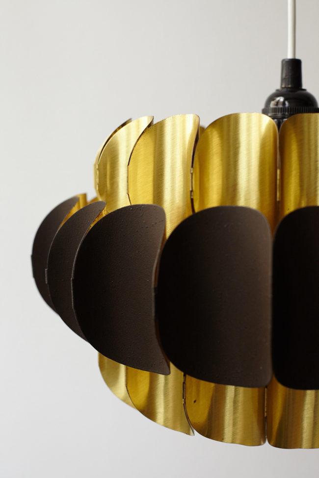 Close up of Werner Schou Lamp